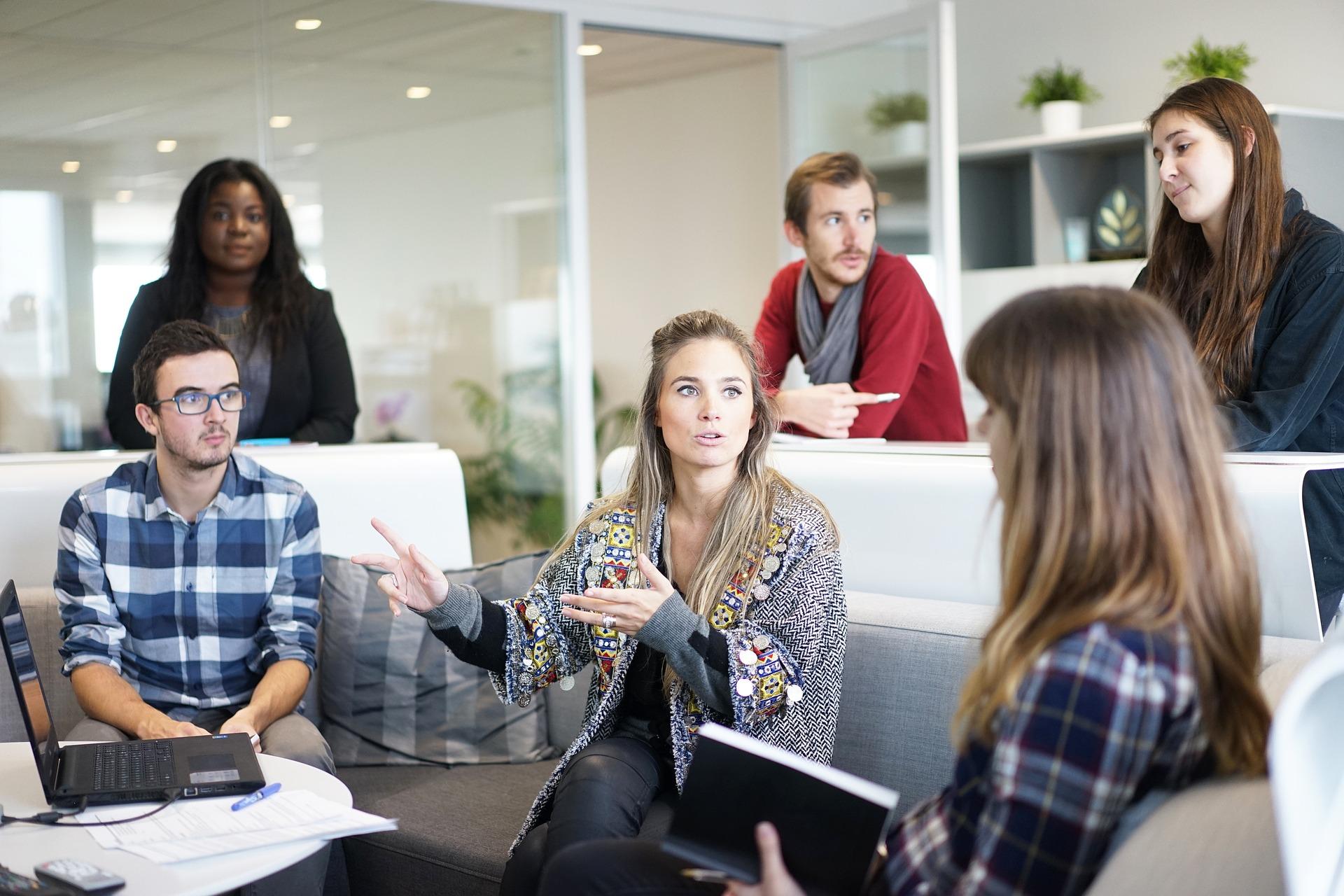 5 פתרונות לתקשורת פנים ארגונית בעסק